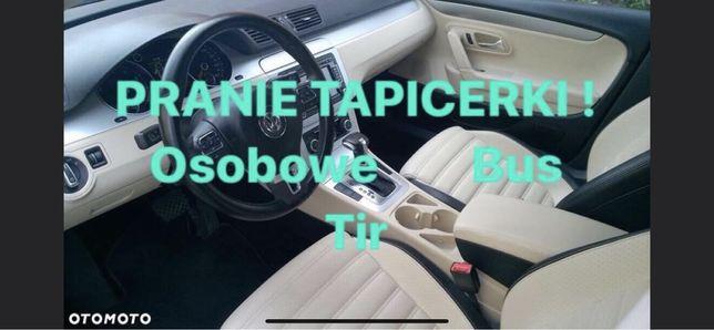 Pranie tapicerki sam. ,mebli,kempingów Tanio dojazd mycie przyczep !