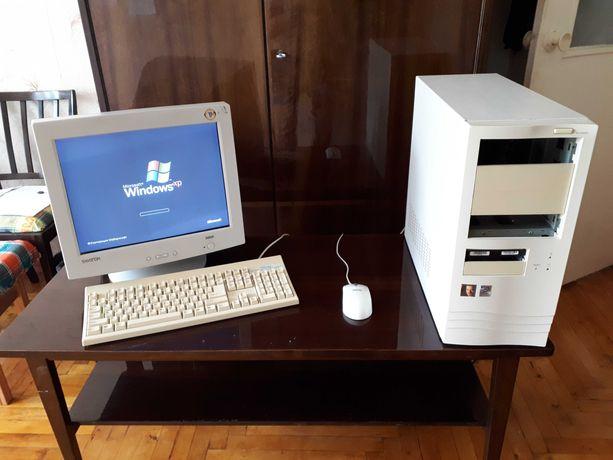 Core2Duo E6300 1866MHz/Asus P5B-E/EN7900GS 256M DVI/RAM4Gb/HDD40Gb+1Tb
