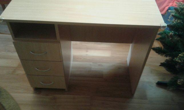 Biurko prawie jak nowe - używane bardzo żadko -czyli Nowe.