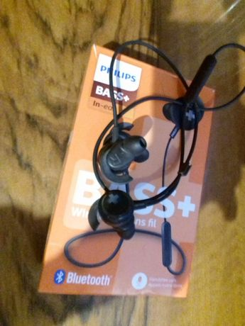 Słuchawki philips shb4305