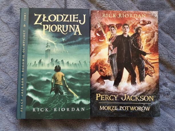 Percy Jackson i Bogowie Olimpijscy, Morze Potworów Rick Riordan