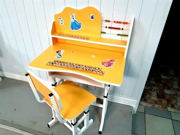 стіл дитячий столик парта стол детский