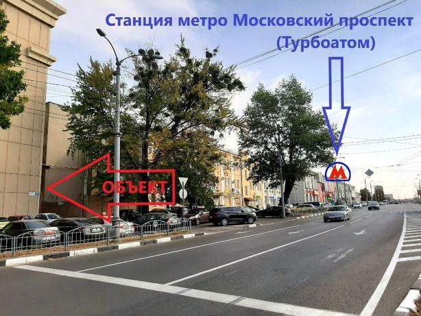 Аренда офиса, М Московский проспект (Турбоатом), пр. Московский 199В