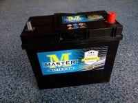 Akumulator MASTER VARTA 45Ah JAPAN P+ Kielce