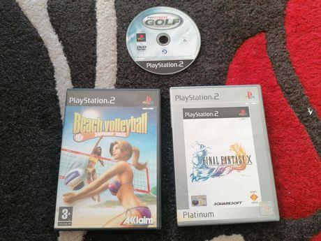 Vários jogos para PS2