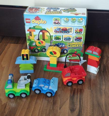 Lego Duplo Лего 10552  Мои первые машинки