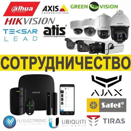 Партнерство ОПТ охранное, видеонаблюдение, сигнализация, домофон