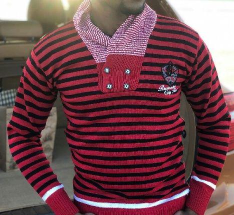 Мужской свитер L-XL