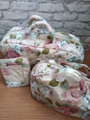 Набор дорожных сумок подарок рамка