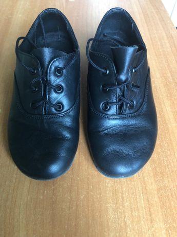 Танцевальные туфли для мальчика
