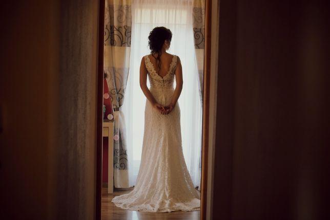 Suknia ślubna ESTRID MYSTIC r. 38