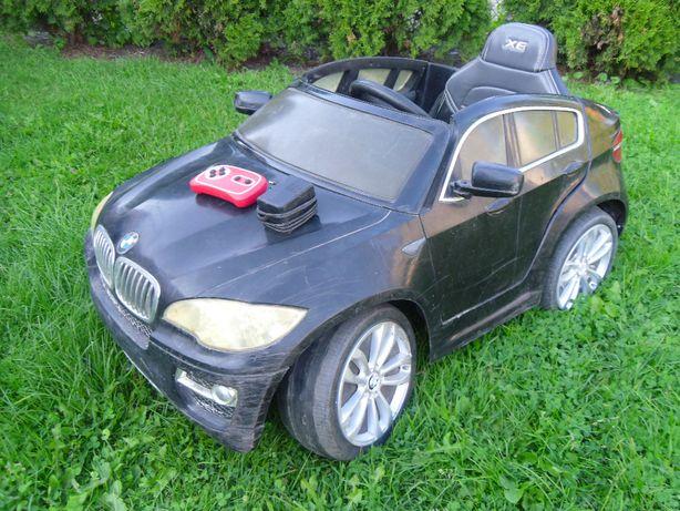 samochód na akumulator