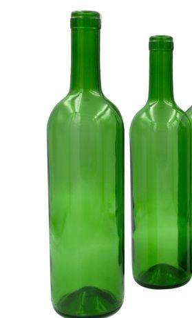 Butelki na wino 0,75 l