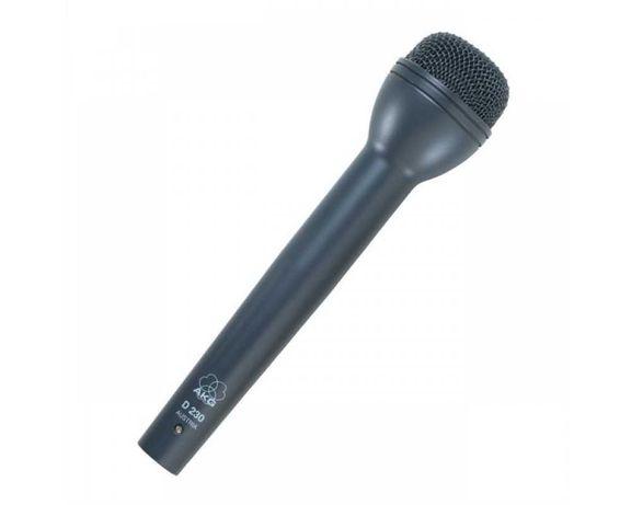Микрофон репортерский динамический AKG D230