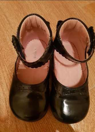 Sapatos menina Jacadi n21