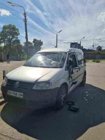 Volkswagen Caddy 1.9 турбодизель автомат