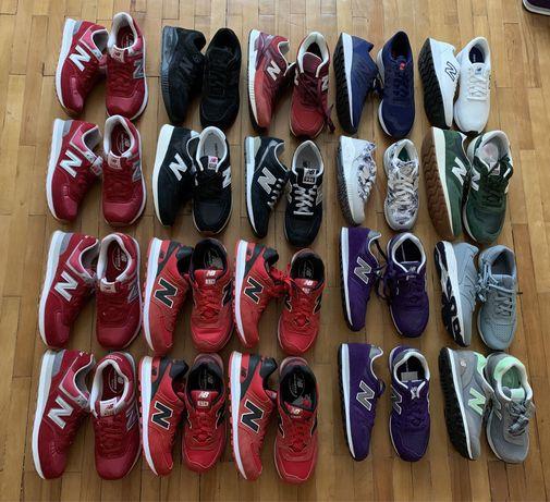 Кроссовки опт New Balance кросівки оптом