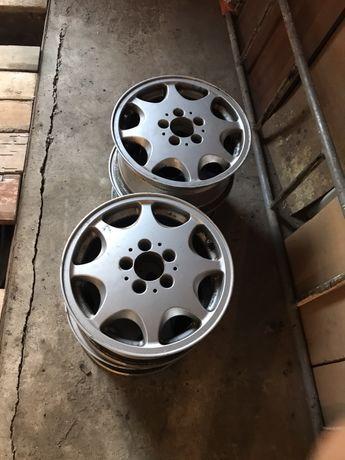 Продам диски на Mercedes 5*112 r15