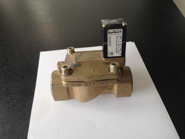 Burkert 6281 elektrozawór 32  MBR.   MS  2-16bar