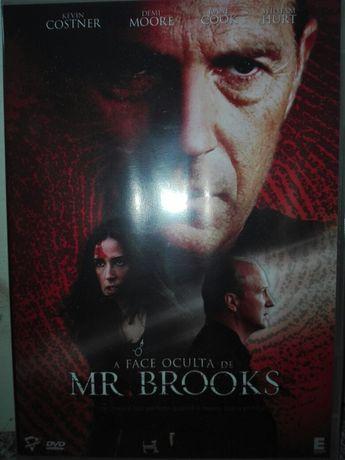 Filme DVD A Face Oculta de Mr Brooks Ano 2007