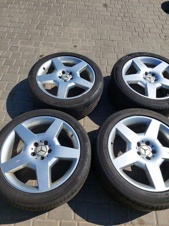 диски  MERCEDES R19 AMG W164 W163 passat b7 skoda mercedes 5×112 шины