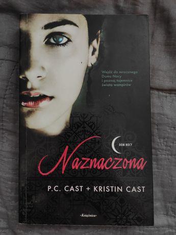Naznaczona tom 1 Kristin Cast, P. C. Cast