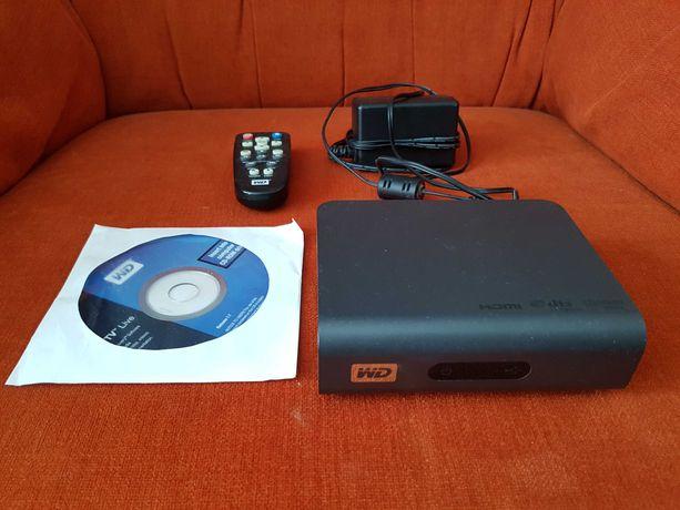 Tv Box WD multimedia