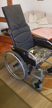 Wózek inwalidzki Vermeiren d200 30°