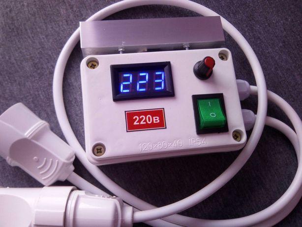 Регулятор мощности,напряжения. температуры.Диммер.5,5квт.Дистилляция.