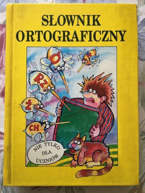 Słownik Ortograficzny nie tylko dla uczniów wyd. Videograf II