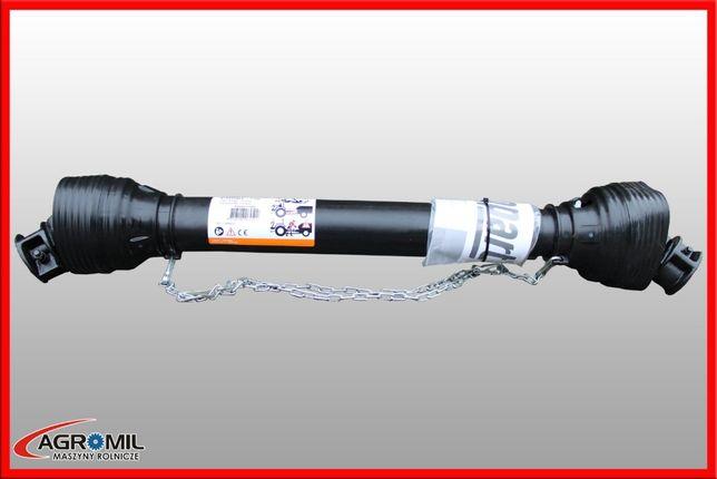 Wał przekaźnika mocy wałek teleskopowy Steel power Nm270