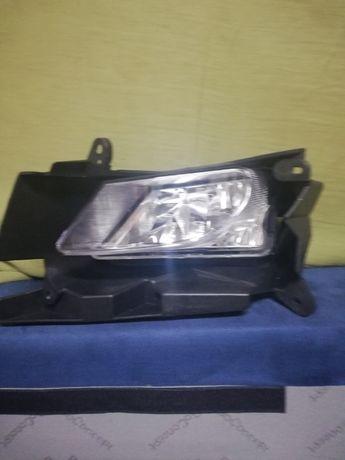 Farol de nevoeiro Mazda 3