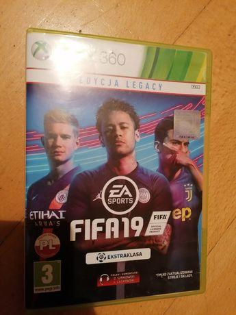 FIFA 19 PL komentarz Xbox360 czytaj opis
