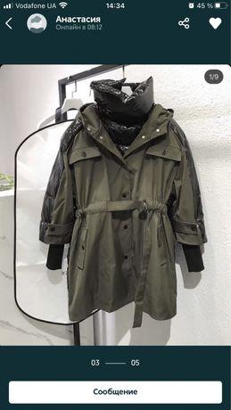Пуховик зимний пальто парка Moncler