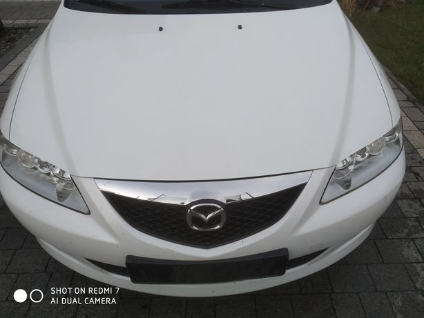 Mazda 6 GG GY 02-07 - Maska silnika 25D