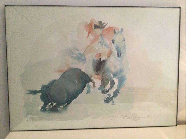 Serigrafia Beatrice Bulteau