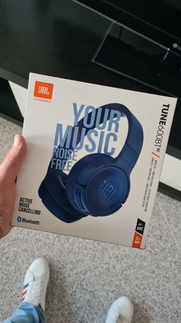 Headphones JBL Tune 600bt - Novos