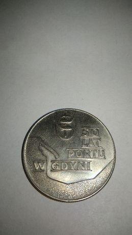 Różne monety Numizmatyk kolekcjoner Prl i nie tylko