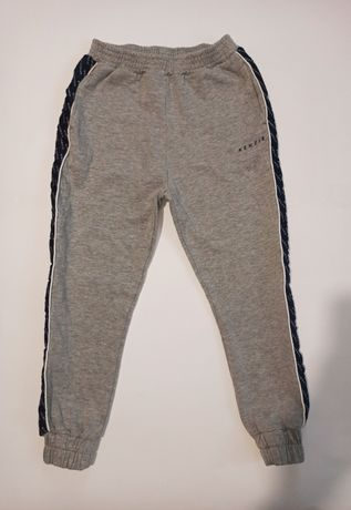 Стильные оригинальные спортивные штаны Mckenzie с лампасами