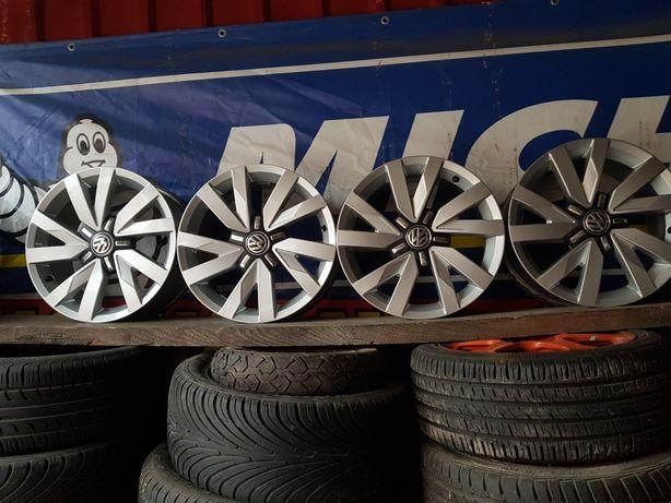 Felgi Aluminiowe Volkswagen Passat B8 R16 5x112 ET41 6.5J