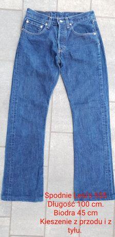 Spodnie jeans, dżinsowe Levi,s Big Star,