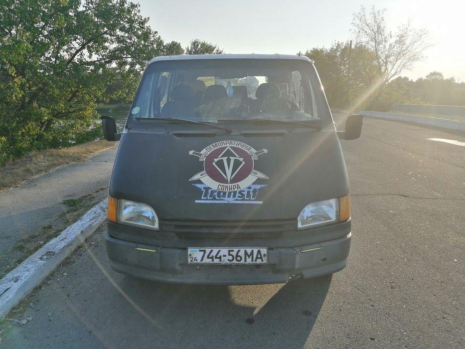 Авто ford форд транзит transit 2.5 diesel дизель бош bosch обмен Чернобай - изображение 1