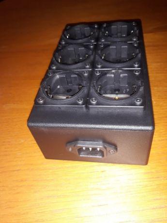 Listwa Sieciowa Kondycjoner Filtr Audio DC BLOCKER x6