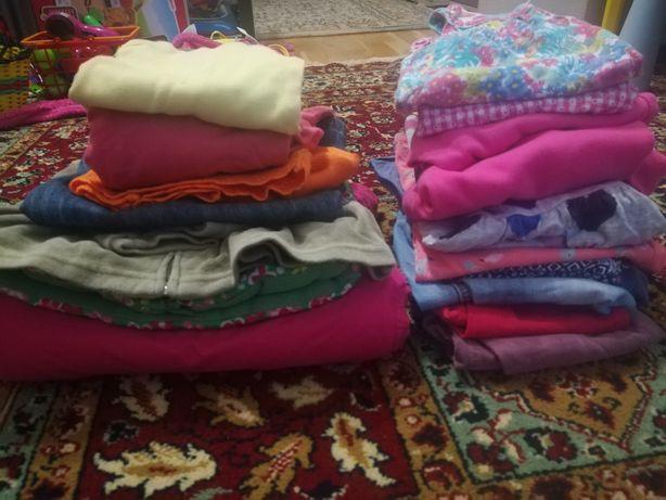 Пакет одежды, пакет вещей для девочки 2-3 года