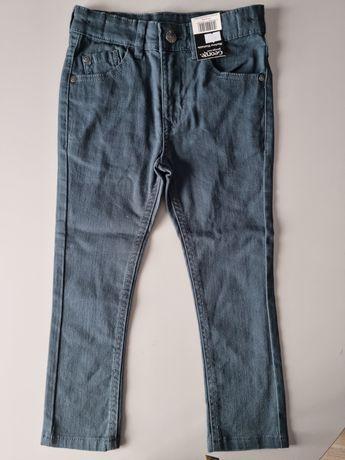 Nowe spodnie jeansowe George 104 110