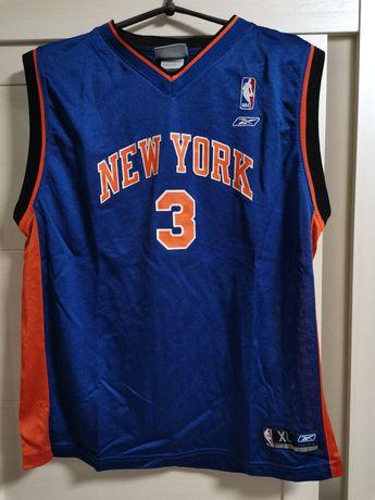 Детская Баскетбольная Майка NBA New York Knicks Marbury #3