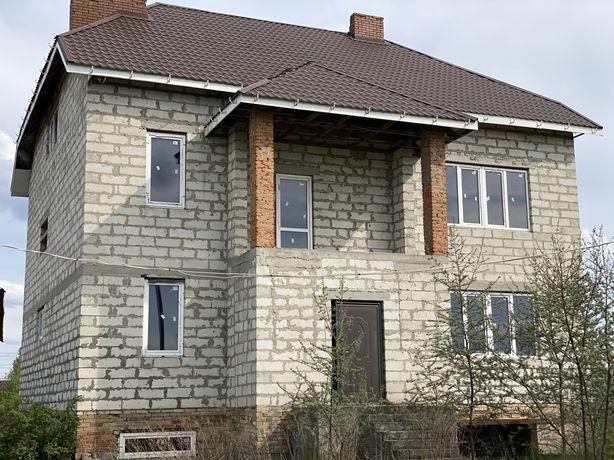 ВЕЛИКА ОЛЕКСАНДРІВКА недобудований будинок 400кв.м