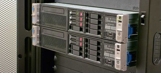 Сервер HP DL380 p Gen8 2U G8 8/16/25 дисков 2.5 1С SQL Chia Чиа 1C НДС