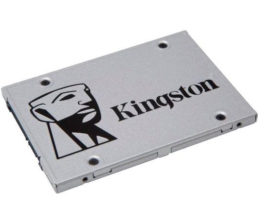Продам SSD диск Kingston на 120Gb, TLC, 500/320 MB/s SA400S37/120G