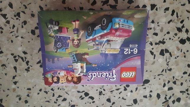 Lego Friends Wóz badawczy Olivii 41116